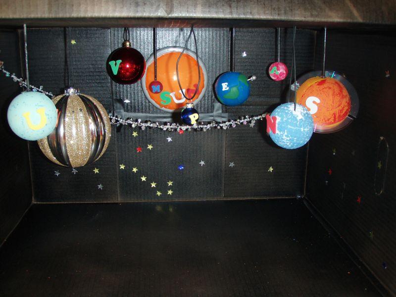 Elgin Public Schools Creativity Shines In Solar System