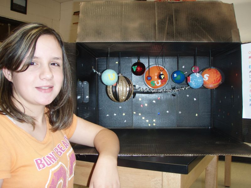 solar system project ideas for 5th grade - photo #38